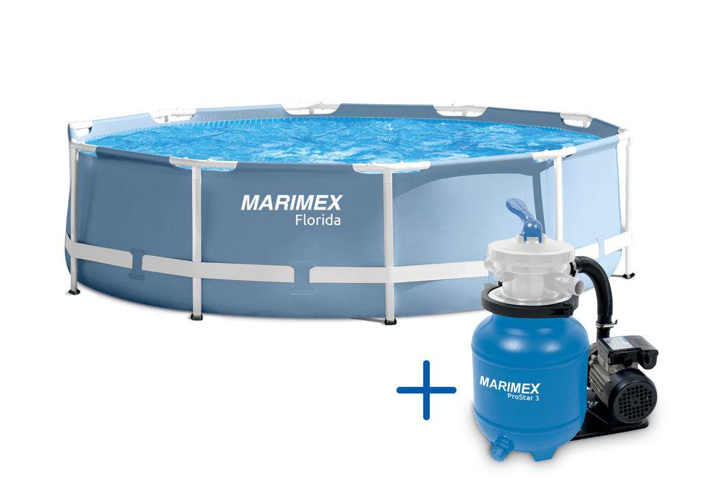 Marimex Florida 3.66 x 0.99 + ProStar 3 set 10340201)