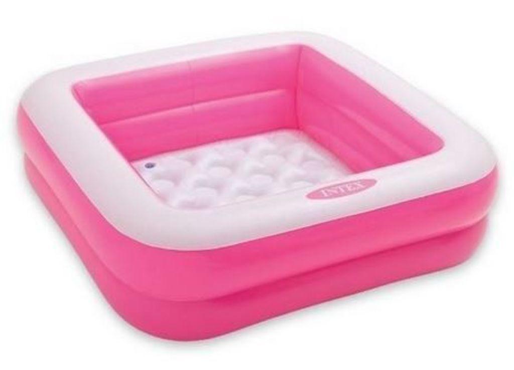 Nafukovací bazén - 85 x 85 x 23 cm, čtverec