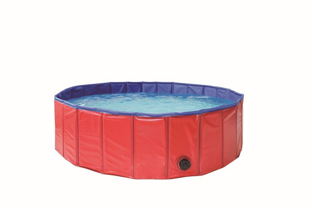 Bazén pro psy skládací – 120 cm