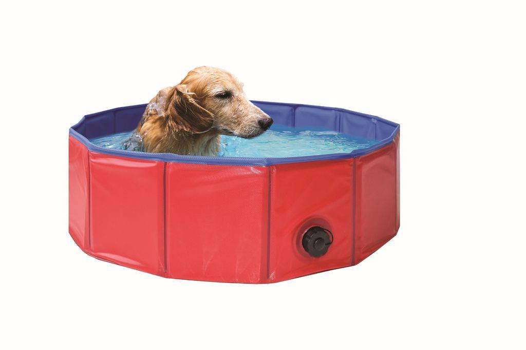 Bazén pro psy skládací - 80 cm