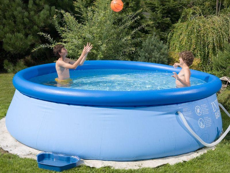 Bazén samostavěcí 366 x 91 - bez filtrace