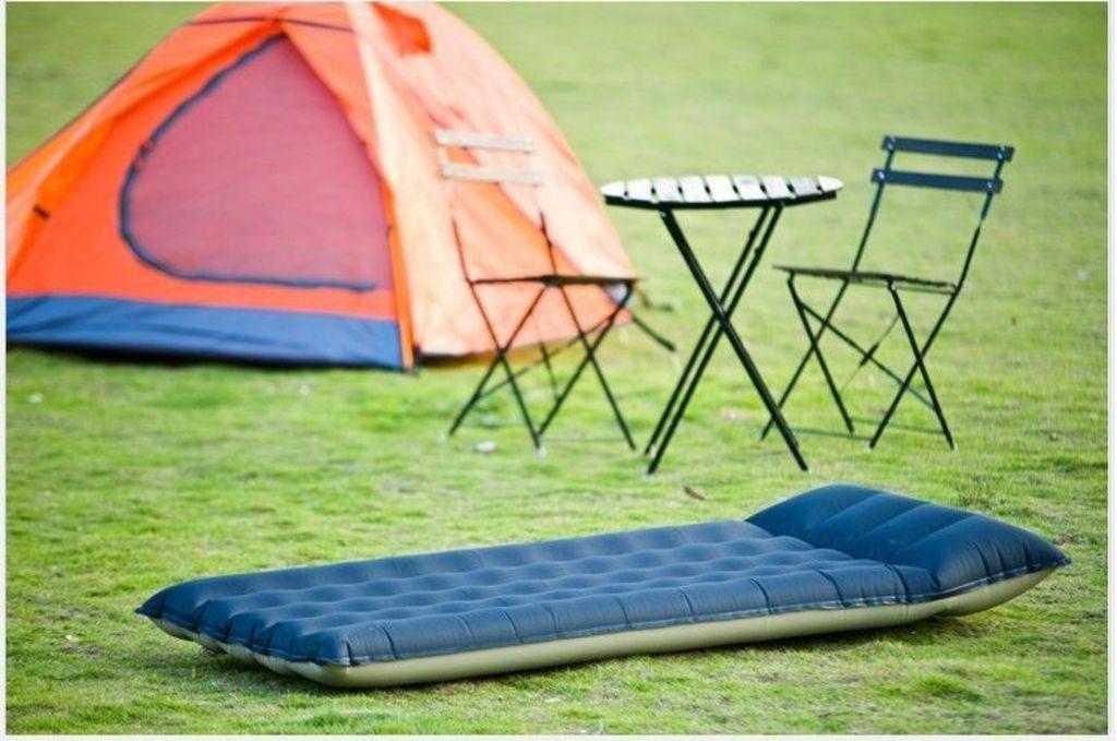 Postel nafukovací Intex Camping