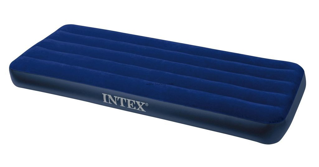INTEX Junior Twin Downy Bed nafukovací postel 66950 191 x 76 x 22 cm