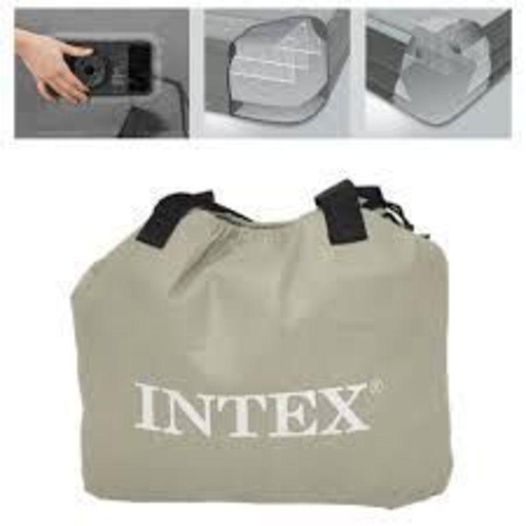Nafukovací postel Intex Comfort-Plush Twin