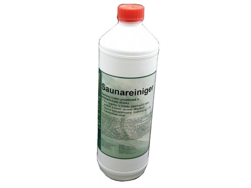 Přípravek k čištění saun Saunareiniger -  - 1l