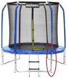Stojna ochranné sítě dolní k trampolínám 244 cm