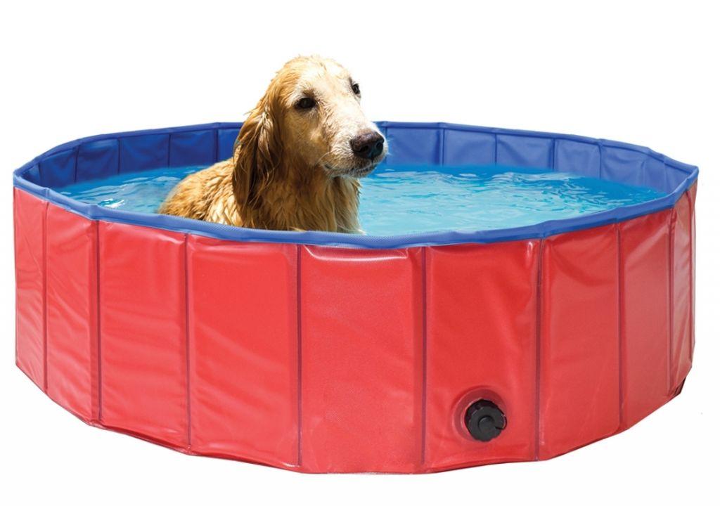 Bazén pro psy skládací – 100 cm