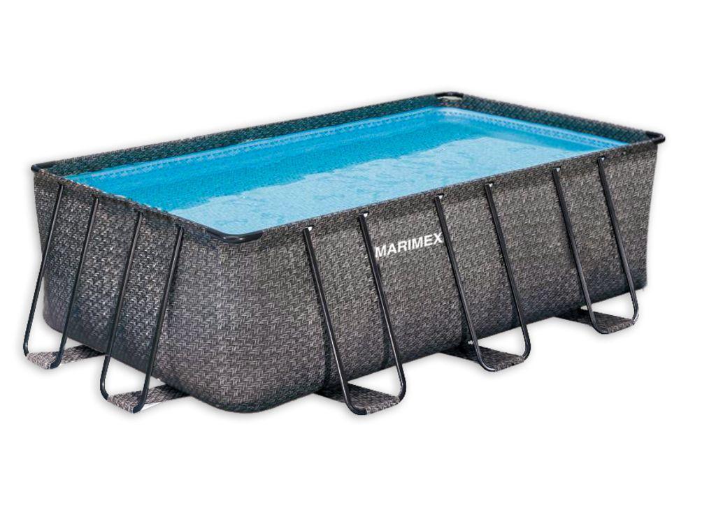 Bazén Florida Premium 2,15x4,00x1,22 RATAN bez příslušenství
