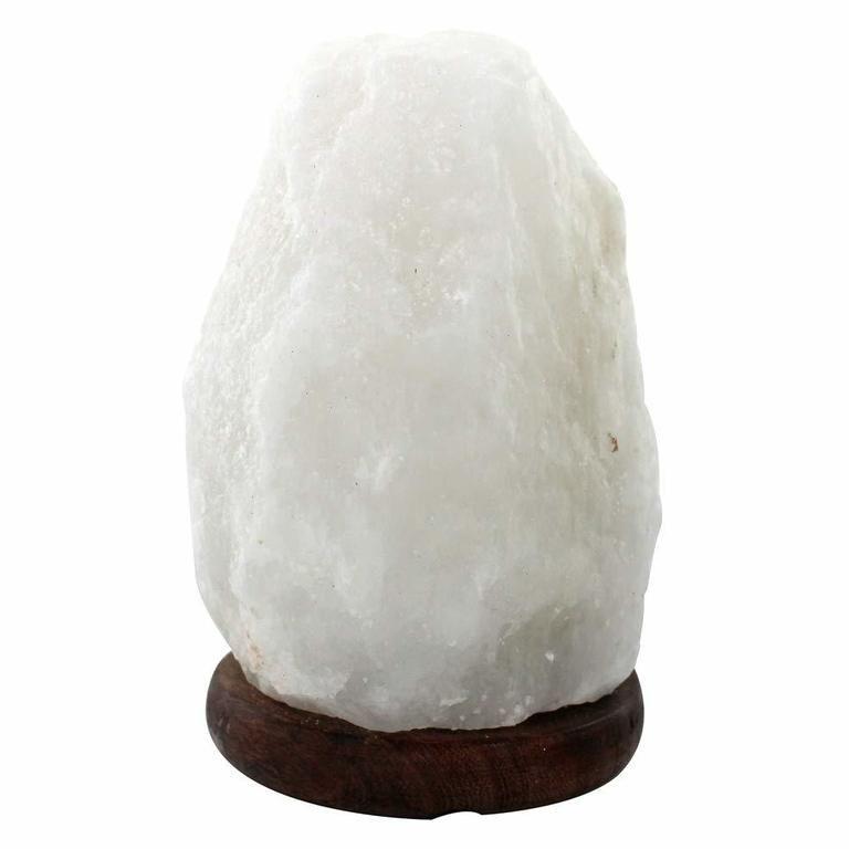 Lampa solná bílá, 1-2 kg - elektrická