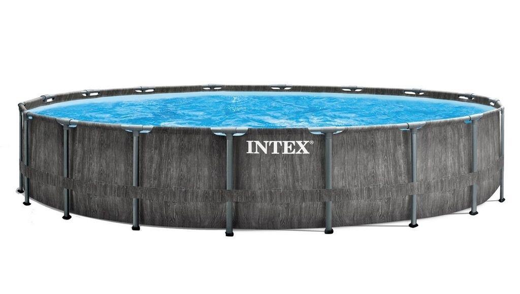 Bazén Florida Premium Greywood, filtrace a příslušenství