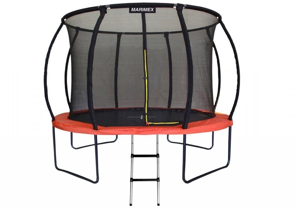 Marimex trampolína Premium s ochranou sítí, 366 cm