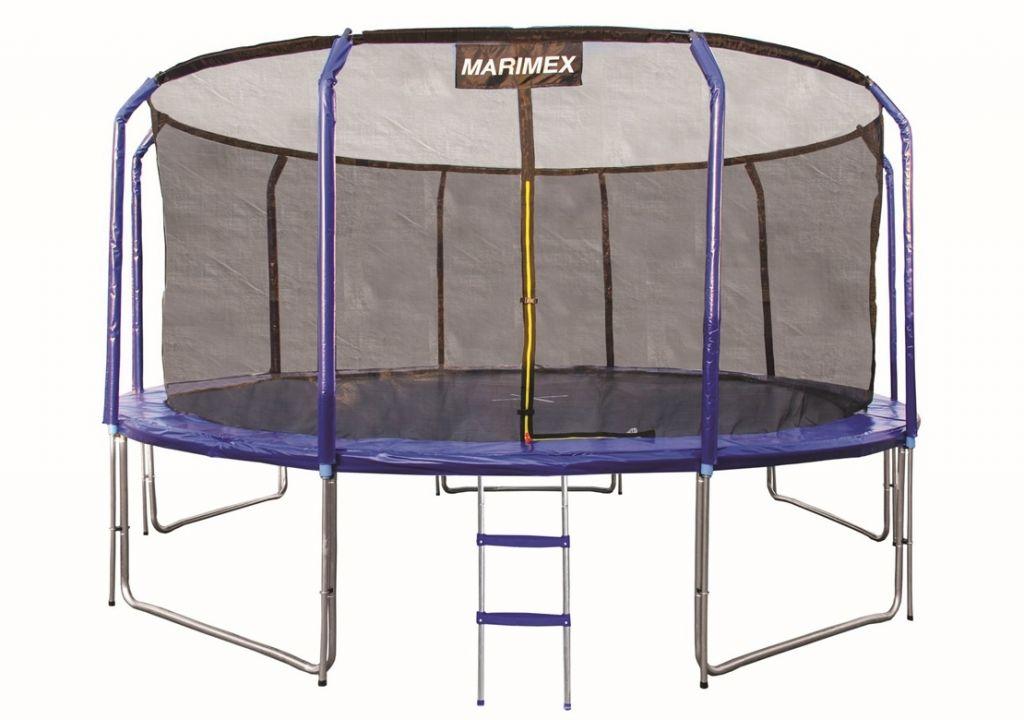 Marimex trampolína s vnitřní ochranou sítí, 457 cm