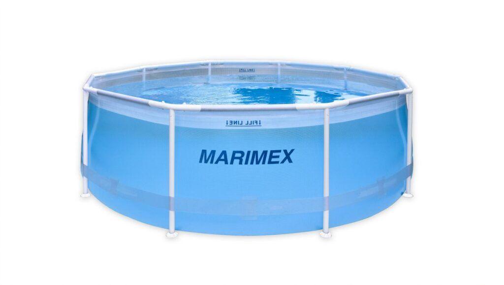 MARIMEX Bazén Florida transparentní, 3,05 x 0,91 m