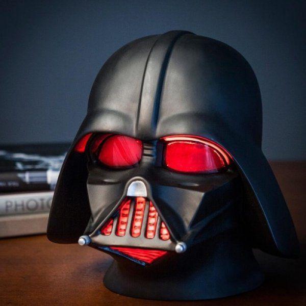 3D lampička Star Wars – Darth Vader – malá