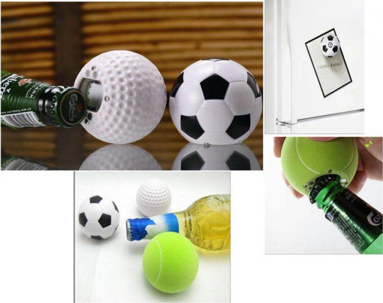 Akustický otvírák fotbal