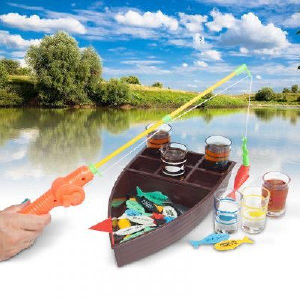 Alkoholové rybaření
