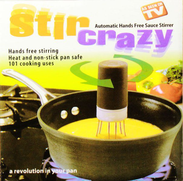 Automatický míchač Stir Crazy
