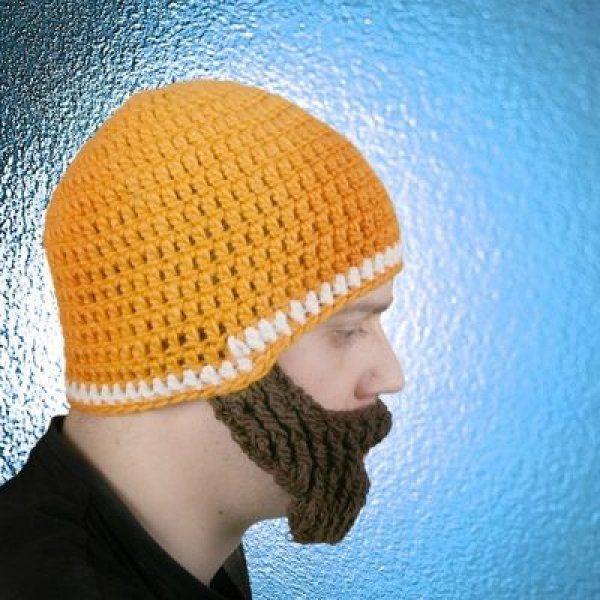 Beardo – Čepice s vousy