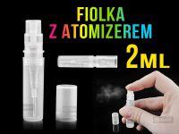 Cestovní rozprašovač na parfémy 2ml