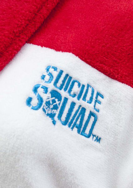 Dámský župan Suicide Squad - Harley Quinn