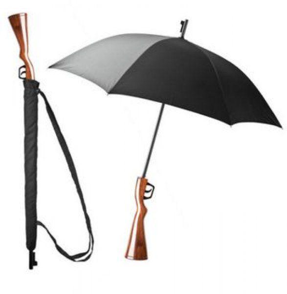 Deštník - puška