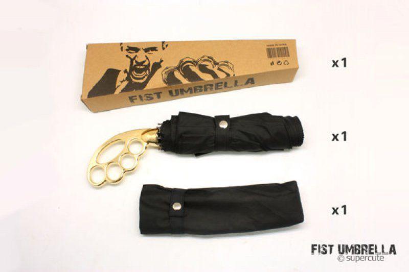 Deštník s boxerem