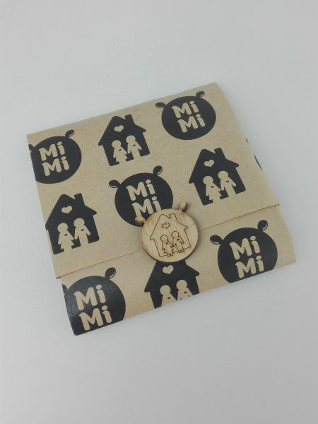 Domeček na klíče - Muž a žena