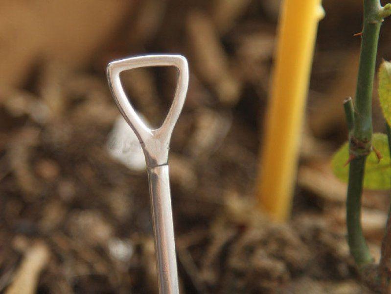 Farmářský set - lžička a vidlička