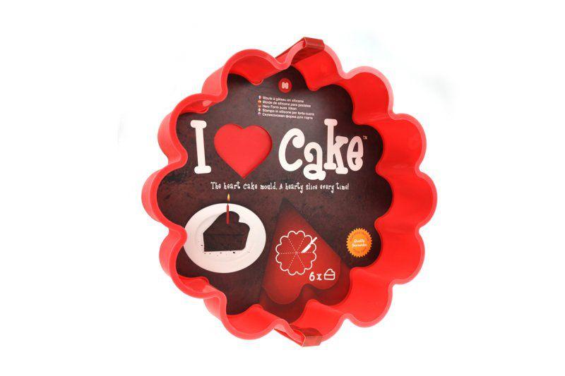 Forma na dort -Upeč srdce