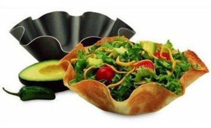 Formy na tortillu - 4 kusy