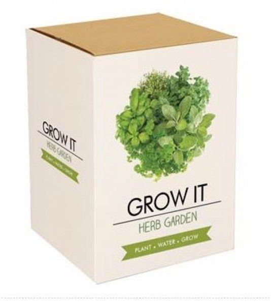 Grow it – Bylinky