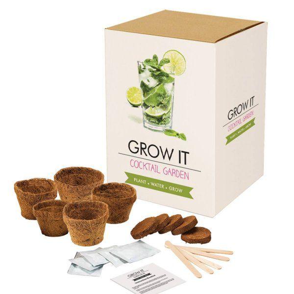 Grow it – Koktejlová zahrada