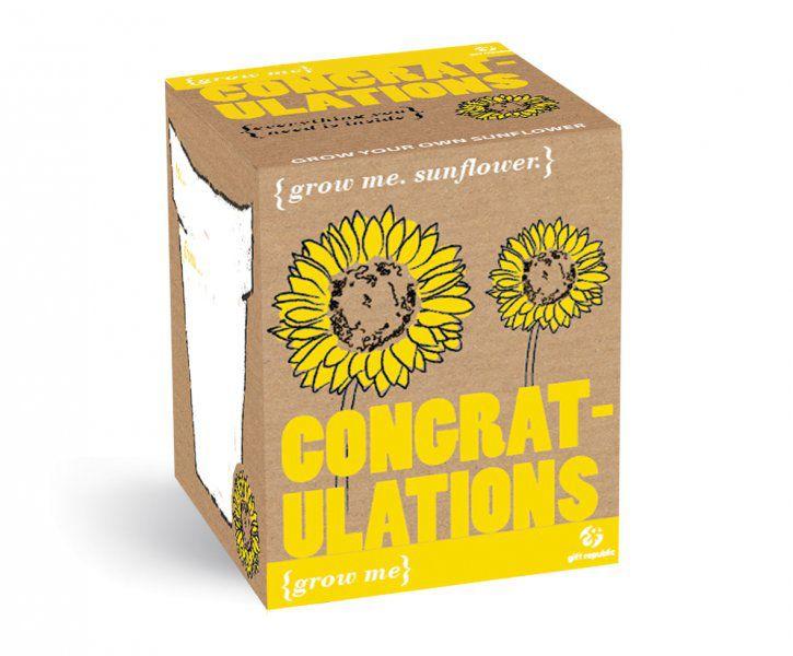 Grow me: Gratulace!