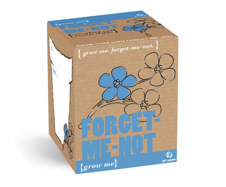 Grow me: Nezapomeň na mě!