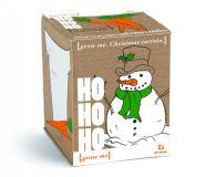 Grow me: Vypěstuj si mrkev na  sněhuláka