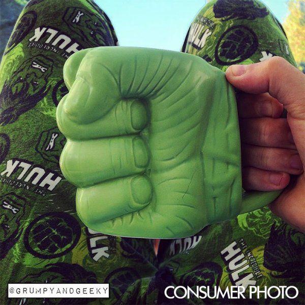 Hrnek - Hulk