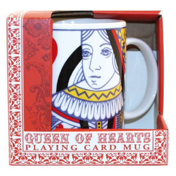 Hrnek - srdcová královna