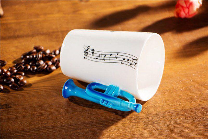 Hudební hrnek – trumpeta