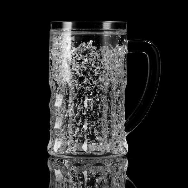 Chladící půllitr 0 6l s gelem