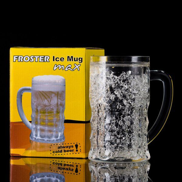 Chladící půllitr 0,6l s gelem