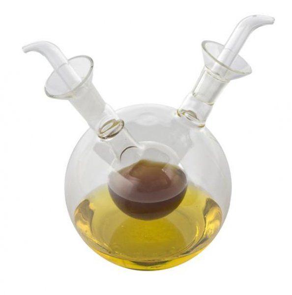 Karafa na olej a ocet