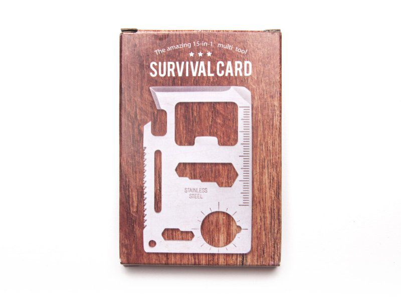 Karta přežití