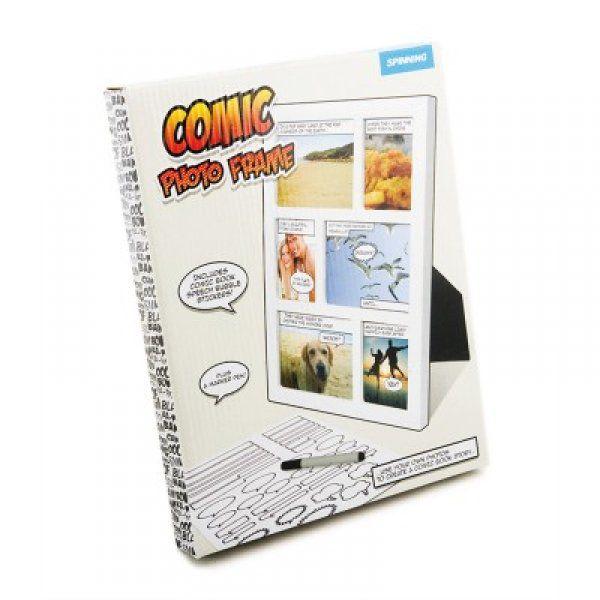 Komiksový rámeček