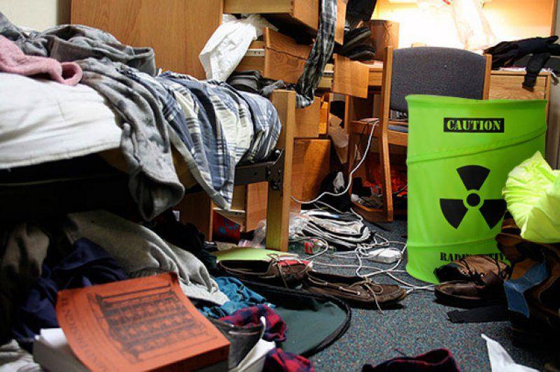 Koš na prádlo - Toxic
