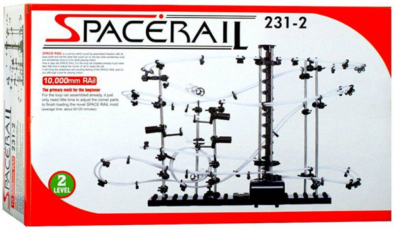 Kuličkodráha Space Rail Level 2