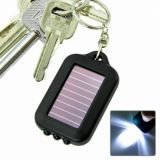 LED solární klíčenka