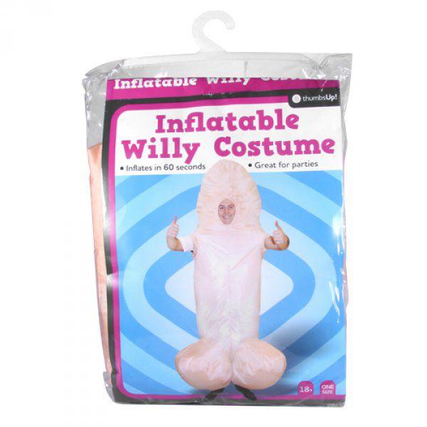 Nafukovací kostým - Pindík