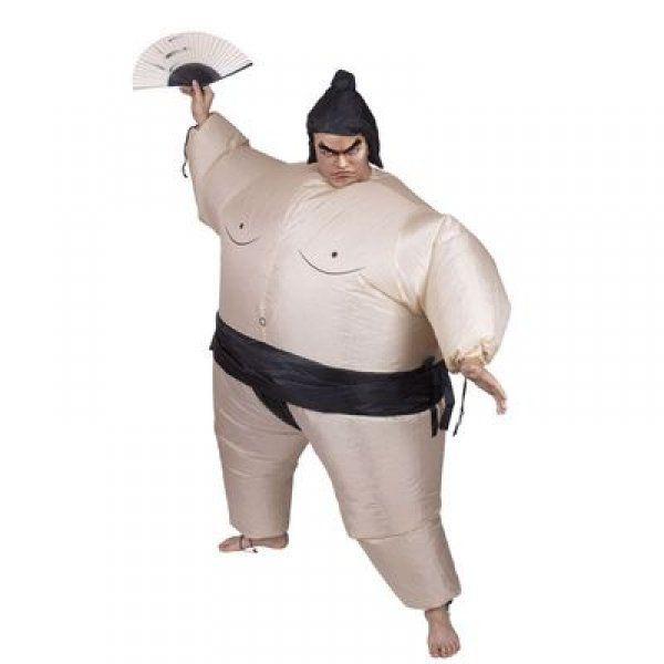 Nafukovací oblek SUMO