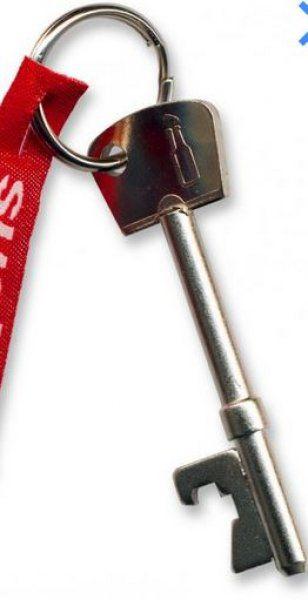 Otvírák na lahve - klíč