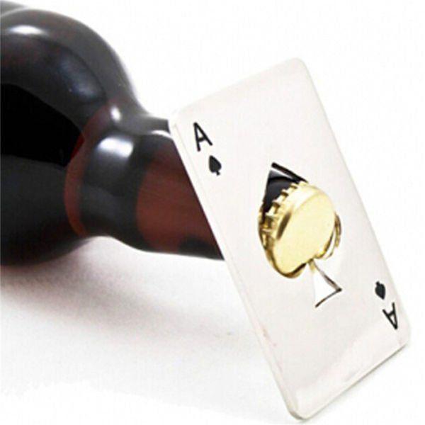 Otvírák na lahve - Pikové eso